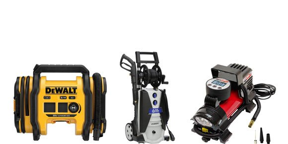 Review of the Best Air Compressors for Home Garage