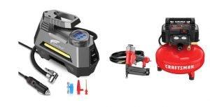 Best air compressor for automotive air tools